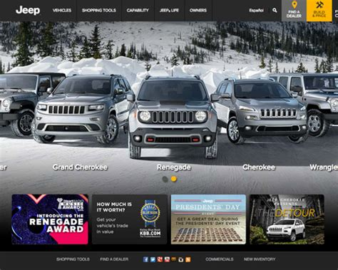 Automobile Website Design by 33 Engaging Automobile Website Designs To Inspire You