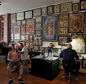 Tattoo Studio Offenburg : a brooklyn tattoo parlor popular with foreigners the new york times ~ Orissabook.com Haus und Dekorationen