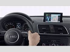 Audi Q3 MMI+ GPS Advanced YouTube