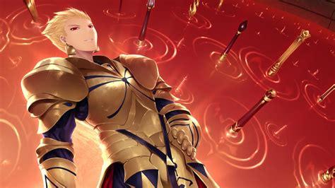 gilgamesh anime boys fatezero fate series wallpaper