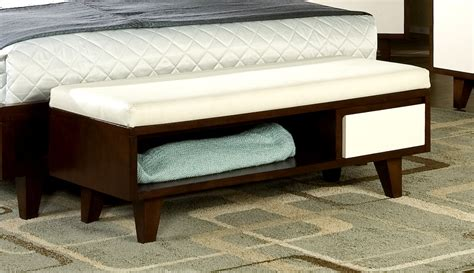 End Of Bed Storage Bench by Furniture Cozy End Of Bed Benches For Inspiring Bedroom