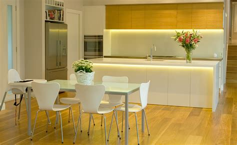 kitchen bench lighting mid range lighting and electrical cost refresh renovations 2310