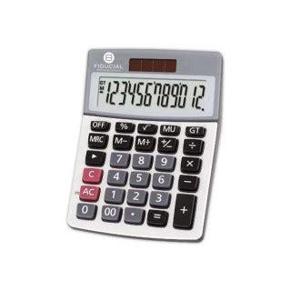 fiducial bureau calculatrice de bureau fiducial p12 compacte 12 chiffres