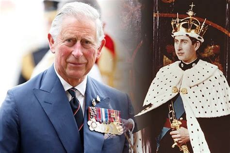 Wales Prince Charles Investiture