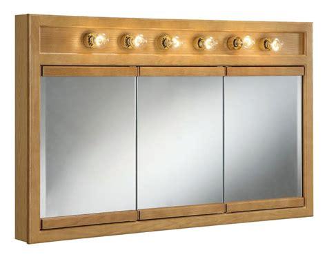 mirrored framed mirror design house 530626 nutmeg oak 48 quot framed door