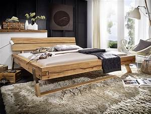 Bett Kaufen 160x200 : tyler massivholzbett ge lt 160 x 200 cm wildbuche ~ Frokenaadalensverden.com Haus und Dekorationen
