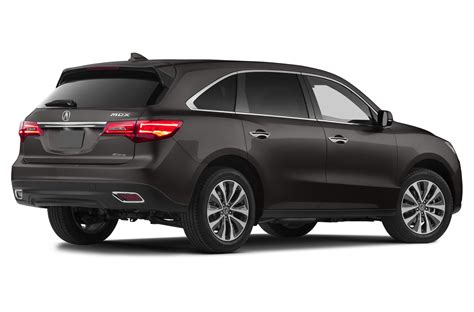 2014 acura mdx price photos reviews features