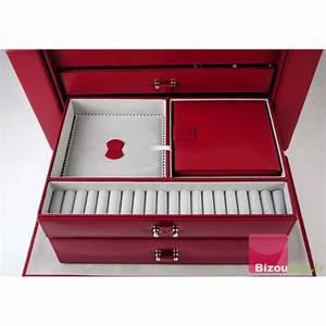 Boite A Bijoux Cuir : grande bo te bijoux cuir davidt 39 s ~ Teatrodelosmanantiales.com Idées de Décoration