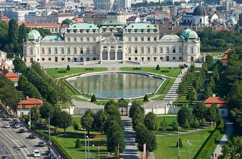 der garten vienna belvedere museum vienna garden and parks