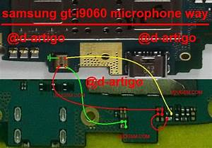 Galaxy System Institute  Samsung Grand Neo I9060 Mic