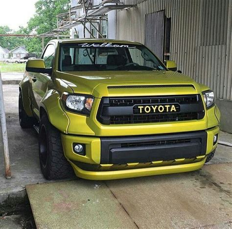 widebody tundra 357 best images about lowered trucks on pinterest chevy