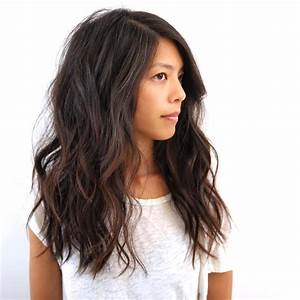 How to Get Wavy Hair Overnight | StyleCaster  Wavy