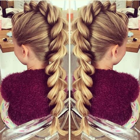 25  best ideas about Dance Competition Hair on Pinterest
