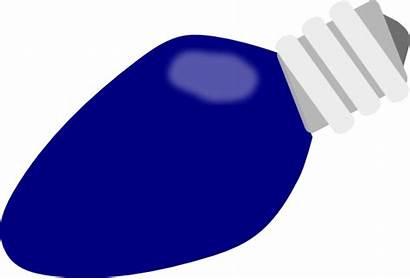 Christmas Lightbulb Purple Bulb Clip Clipart Vector