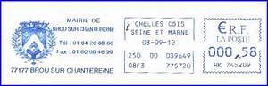 Brou Sur Chantereine : l 39 armorial ~ Medecine-chirurgie-esthetiques.com Avis de Voitures