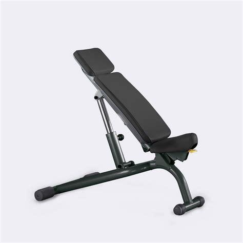 Element Adjustable Weight & Workout Bench Technogym