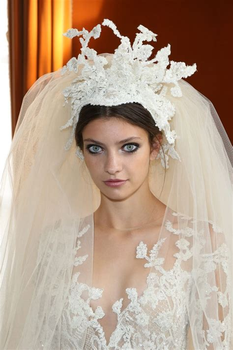 239 Best Wedding Veils ~ Tiaras Images On Pinterest