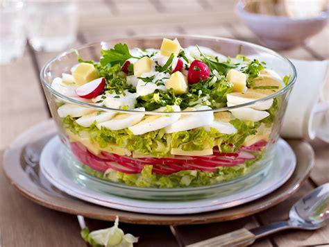 silvester rezepte und tipps schichtsalat rezepte und tipps lecker
