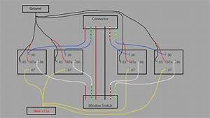 Miata Power Window Wiring Diagram