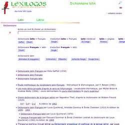 Traduction Francais Latin Gratuit Google : usuels adressescdi pearltrees ~ Medecine-chirurgie-esthetiques.com Avis de Voitures