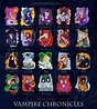 Characters - The Vampire Chronicles Fan Art (7841418) - Fanpop