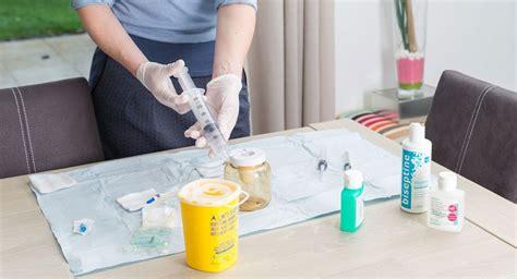 chambre implantable pour perfusion perfusion médicale à domicile en finistère et côtes d 39 armor