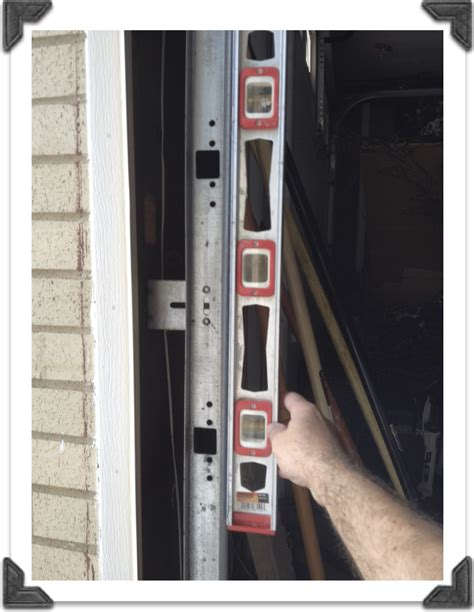 garage door tracks tip tuesday savvy garage door maintenance