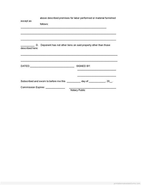 blank easement forms 1001 best images about sle forms 2015 on pinterest