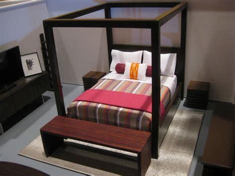 Mini Schlafzimmer Einrichten by Miniature Modern Bedroom Furniture Dollhouse