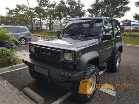 daihatsu taft gt 4x4 turbo tahun 1994 pajak hidup denpasar jualo