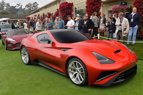 icona vulcano  titanium supercar exotic car list
