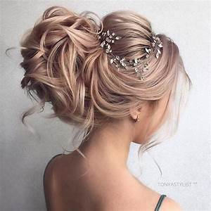 Messy Wedding Hair Updos For Rustic Wedding Updo hairstyles