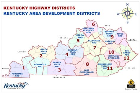 ky transportation cabinet district 5 regional planning