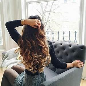 Balayage Miel Sur Cheveux Chatain Clair : m che caramel sur cheveux ch tain quelles sont mes options ~ Dode.kayakingforconservation.com Idées de Décoration