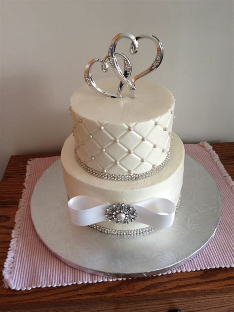 Wedding Cake Decorations by Anniversary Cakes Small Wedding Cake Cake