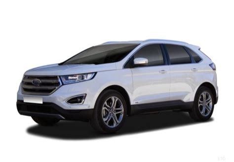 Ford Edge Technische Daten  Abmessungen, Verbrauch