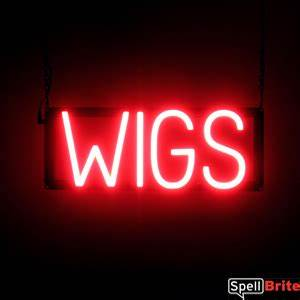 WIGS Signs