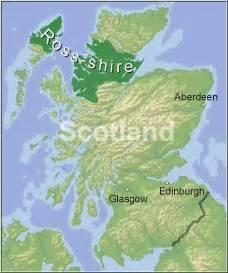 Glasgow Scotland Map