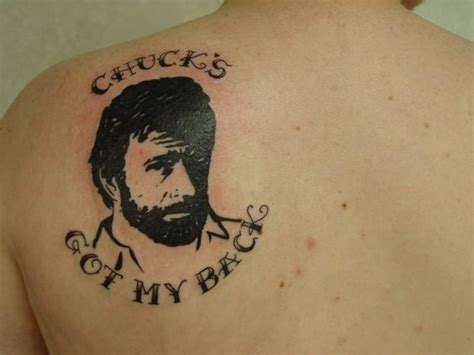 chuck norris tattoo 17 best images about hiding tattoo the o jays chuck