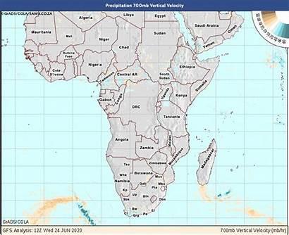 Weather Animated Velocity Vertical Map Africa Wxmaps