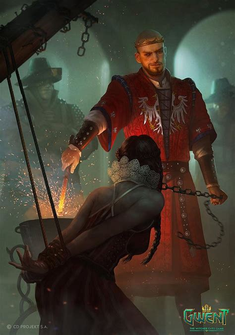 Romance cards (also called sexcards) within the witcher are a trophy of sorts which can be collected over the course of the game. Gwent The Witcher Card Game Digital Art by Andrea Nichols