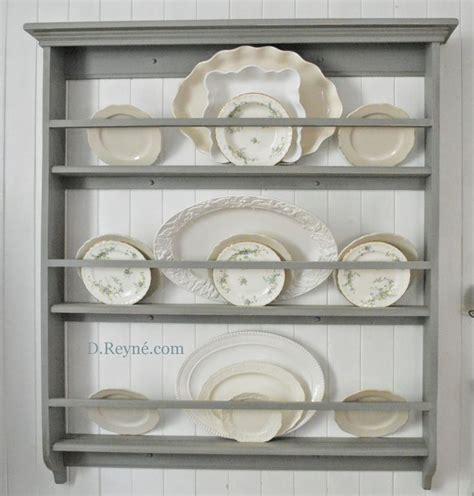 plate rack display ideas images  pinterest cottage decorative plates  plate racks