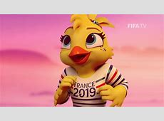 REVEALED Official Mascot for FIFA Women's World Cup