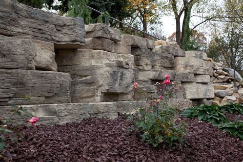 retaining walls country farms