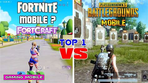fortnite mobile  pubg mobile graphics comparison top