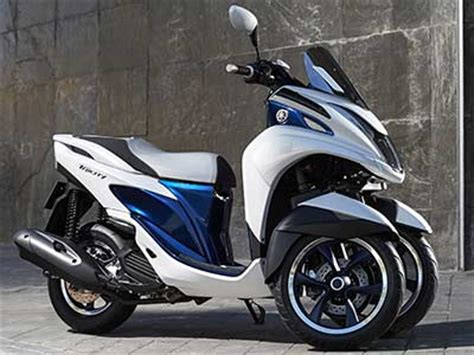 scooter 3 roues 125 yamaha tricity le scooter 224 3 roues compact