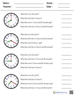 time worksheets images clock worksheets