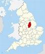 Nottinghamshire - Wikipedia, la enciclopedia libre