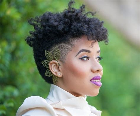 tapered fro inspirations  naturals   length