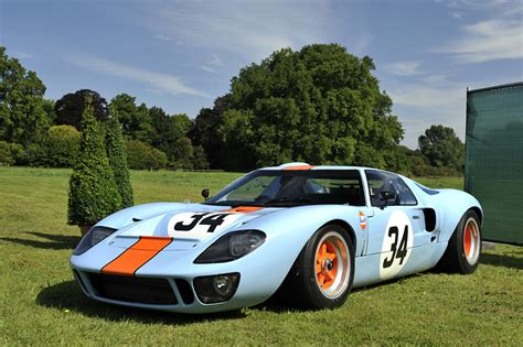 Ford Gt40 Height by Ford Gt40 1968 Photo Gallery 6 9